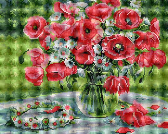 Веночик полевых цветов, фото 2