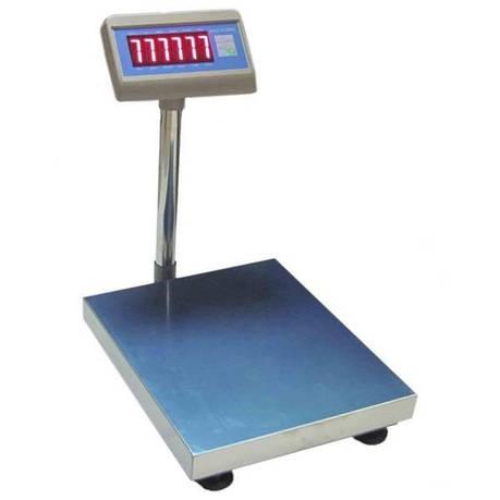 Весы товарные электронные Днепровес ВПД-405ЕТ (300 кг), фото 2