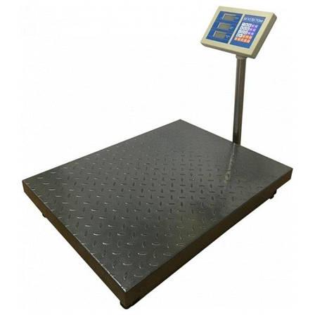 Ваги товарні електронні Днепровес ВПД-608Д (600 кг), фото 2