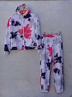 """Спортивний костюм дитячий для дівчинки """"Плями"""" 8-12 років Різнокольорові"""
