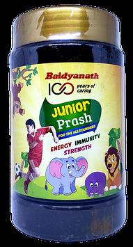 Чаванпраш Юниор Праш 1 кг для детей-повышает иммунитет, улучшает память, выносливость