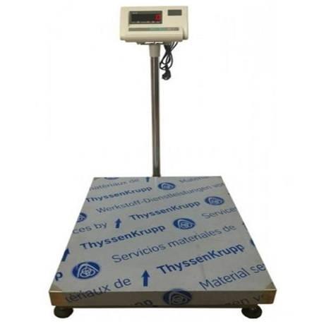 Ваги товарні електронні Днепровес ВПД-608А (1000 кг), фото 2
