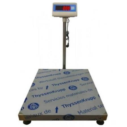Ваги товарні електронні Днепровес ВПД-608ЕТ (300 кг), фото 2