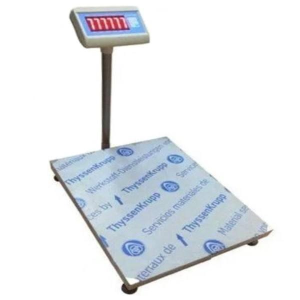Весы товарные электронные Днепровес ВПД-608ЕТ (600 кг)
