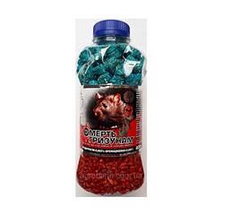 Смерть грызунам (зерно) красное 400 гр. 27 шт / ящ.