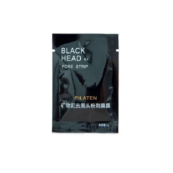 Очищающая маска-пленка Pilaten от черных точек для лица, 6 гр