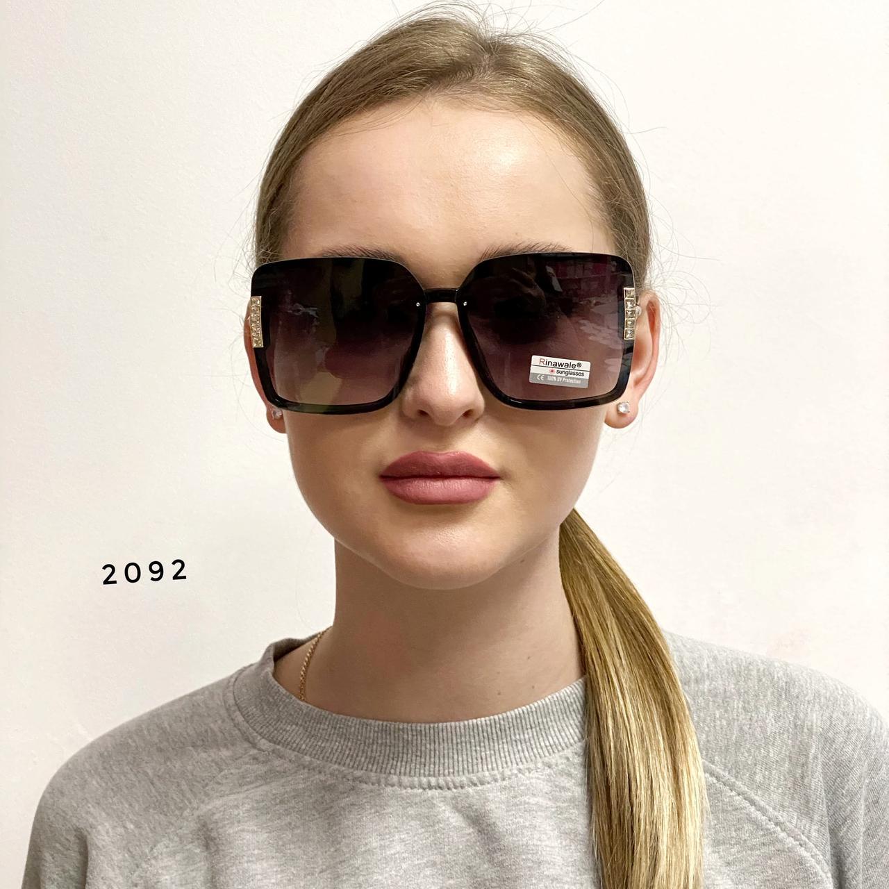 Квадратні сонцезахисні окуляри