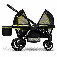 Прогулочная коляска Evenflo Pivot Xplore All-Terrain Stroller Wagon - Wayfarer