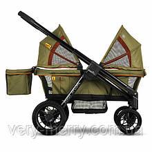 Прогулочная коляска Evenflo Pivot Xplore All-Terrain Stroller Wagon - Gypsy