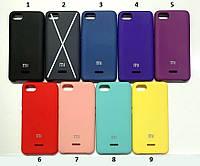 Чохол Silicone Cover для Xiaomi Redmi Note 8 (tp)