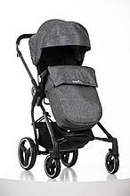 Прогулянкова дитяча коляска Evenflo Vesse - сірий (E008GR)