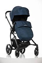 Прогулянкова дитяча коляска Evenflo Vesse - синій (E007BR)