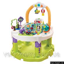 Ігровий дитячий розвиваючий центр ExerSaucer® Triple Fun™ Plus World Explorer