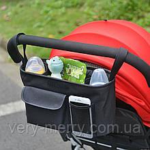 Сумка-органайзер для коляски Bugs