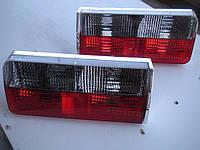 Задние стопы на ВАЗ 2106 Хрусталь №4 (карбон)