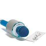 Беспроводной микрофон для караоке Wester WS-858 с динамиком и Bluetooth, фото 6