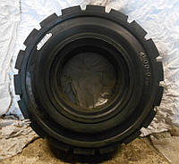 Цельнолитые шины 6.00-9 STD ТМ Panzer для вилочных погрузчиков