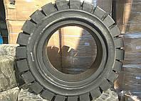 Цельнолитые шины 8.15-15 (28x9-15) (225/75-15) STD, ТМ Panzer для вилочных погрузчиков