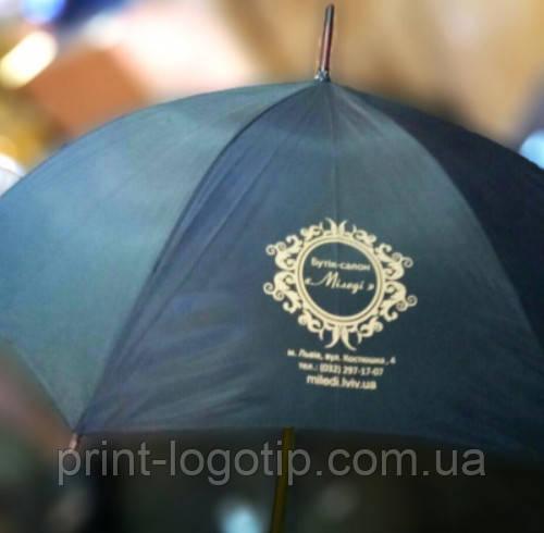 Зонты с логотипом Киев, Львов, Винница, Чернигов, Луцк, Запорожье