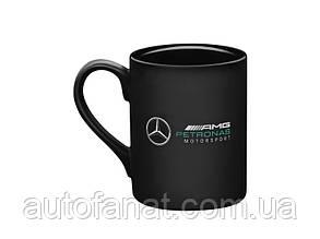 Кружка Mercedes-Benz AMG F1 Ceramic Mug, черная оригинал (B67996457)