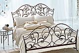 Кованые кровати. Кровать ИК 045, фото 2