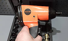 Гайковерт пневматический 1/2 набор с ударными головками 350N/m;7000об/мин. AEROPRO RP7808, фото 2