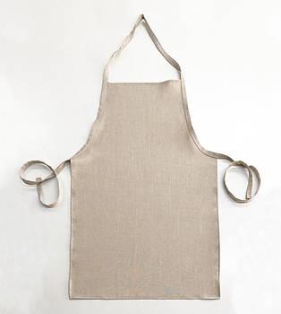 Кухонный фартух (імітація льону) для сублімації