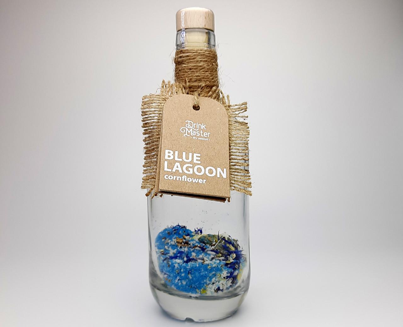 """Смесь для коктейля Drink Master """"Blue Lagoon"""" (Голубая лагуна) - коктейль для вечеринки"""