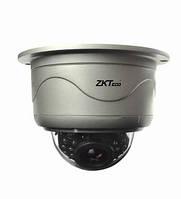 Вандалозащищенная купольная IP камера с ИК подсветкой ZKMD 372