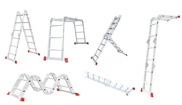 Лестницы-трансформеры (мультифункциональные)