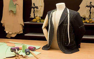 Ремонт одежды из текстиля