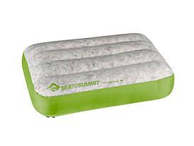 Надувна подушка Sea To Summit Aeros Down Pillow Large Grey-Lime