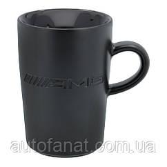 Кружка Mercedes AMG Mug, Matt Black, черная оригинал (B66958981)