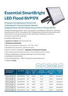 Прожектори заливаючого світла Essential SmartBright Flood IP65 Philips (матеріал корпусу - Алюміній)