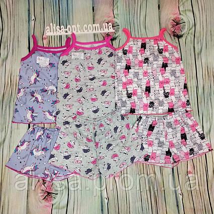 Детская пижама Наташа кулир