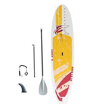 "Сапборд Ridgeside 10'10"" 2021 - полиэтиленовая доска для САП серфинга, sup board"