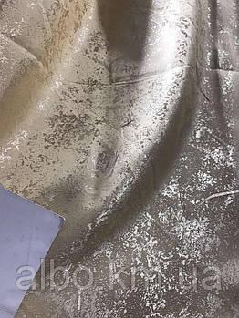 """Тканина """"пісок"""" на метраж бежевий, висота 2,8 м (С33-01)"""