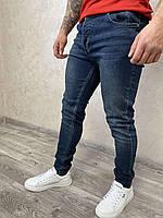 Мужские джинсы приталенные