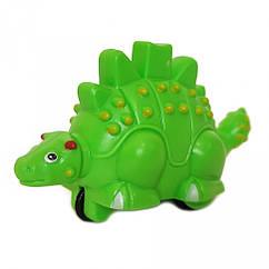 Заводная игрушка Динозавр 9829 9 см (Зелёный)