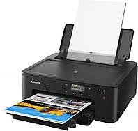 Принтер Canon дупл,друк на CD/DVD TS704 (3109C007) з wi-fi