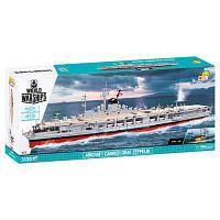 """Конструктор Авианосец """"Граф Цеппелин"""",серии World of Warships, 3130 деталей, COBI"""