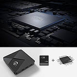 Смарт ТВ-приставка 2 /16 Гб Q1 Ultra HD SmartTV Андроїд Android TV box 4K + клавіатура, фото 6