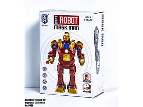 Музыкальный робот Zheng Han Iron Man 0821