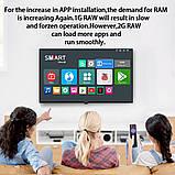 Смарт ТВ-приставка 2 /16 Гб Q1 Ultra HD SmartTV Андроїд Android TV box 4K + пульт Air Mouse G20, фото 5