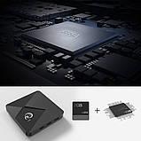Смарт ТВ-приставка 2 /16 Гб Q1 Ultra HD SmartTV Андроїд Android TV box 4K + пульт Air Mouse G20, фото 6