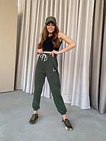 Жіночі стильні спортивні штани джоггеры