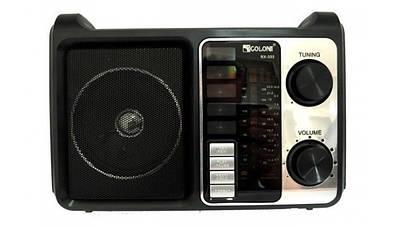 Радиоприемник RX 333 BT 178643