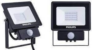 Светодиодные прожекторы LED Floodlightс датчиком движения Philips (материал корпуса - Алюминий)
