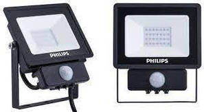 Світлодіодні прожектори LED Floodlight з датчиком руху Philips (матеріал корпусу - Алюміній)