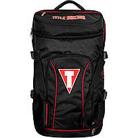 Сумка-рюкзак на колесах TITLE TBAG43